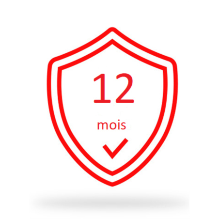 Extension de Garantie +12 mois (total 24 mois) B-FV4D-GL14-QM-R-12M