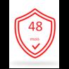 Extension de Garantie +48 mois (total 60 mois) B-EX4D2-GS12-QM-R-48M