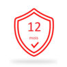 Extension de Garantie +12 mois (total 24 mois) B-EX4T1-TS12-QM-R(D)-12M