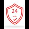 Extension de Garantie +24 mois (total 36 mois) B-EX4T1-TS12-QM-R(D)-24M