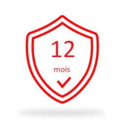 Garantie 12 mois B-FV4T-TS14-QM-R-12M