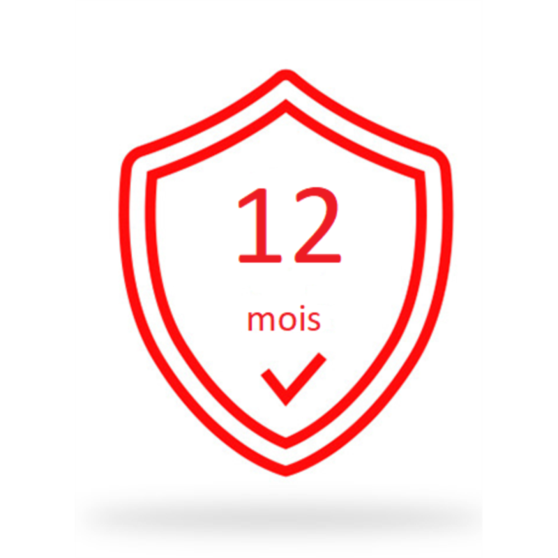 Garantie 12 mois B-EX4T3-HS12-QM-R-12M