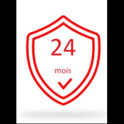Garantie 24 mois B-EX6T1-TS12-QM-R-24M