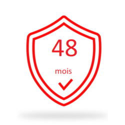 Garantie 48 mois B-SA4TM-TS12-QM-R-48M