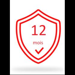 Garantie 12 mois B-EX6T3-GS12-QM-R-12M
