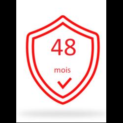 Garantie 48 mois B-SA4TP-TS12-QM-R-48M
