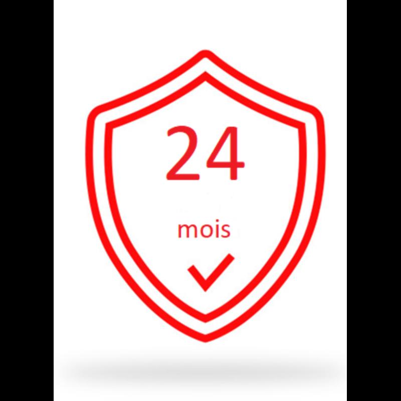 Garantie 24 mois B-SX6T-TS12-QM-R-24M