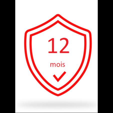 Extension de Garantie +12 mois (total 24 mois) B-SX8T-TS12-QM-R-12M