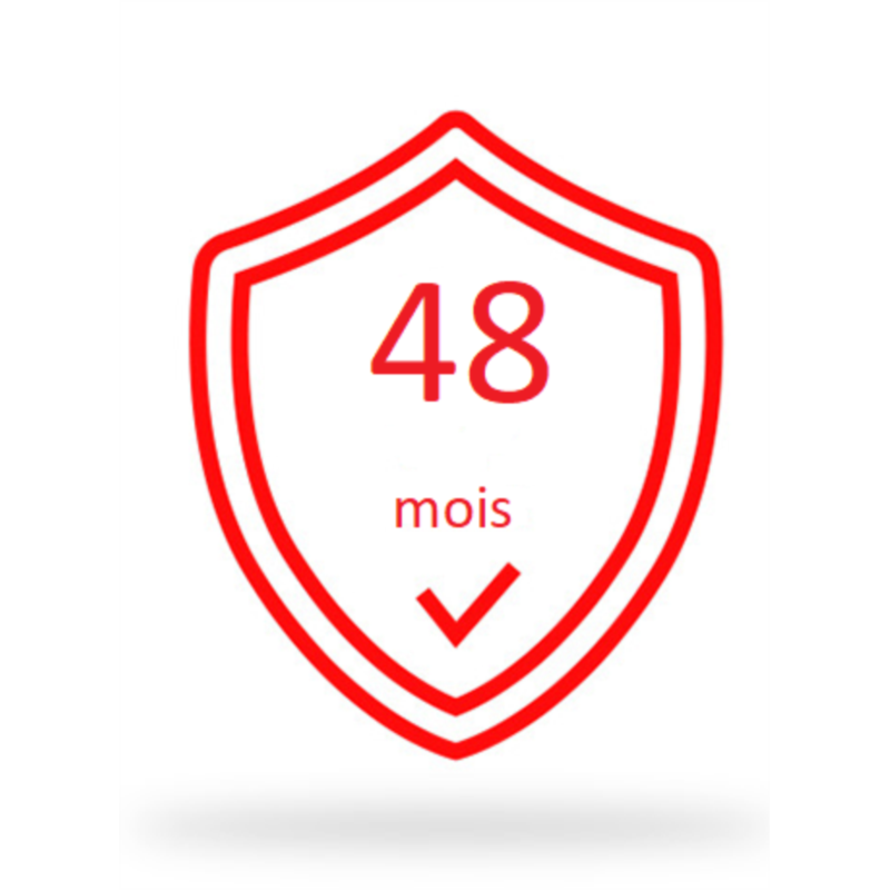 Garantie 48 mois B-EP4DL-GH20-QM-R-48M