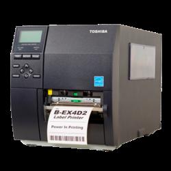 Imprimante thermique direct tête - plat B-EX4 D2 203dpi | Imprimantes étiquettes