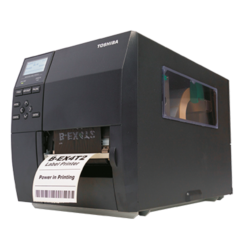 Imprimante étiquettes B-EX4 T2 industrielle tête - plat | Imprimantes étiquettes