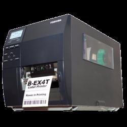 Imprimante étiquettes B-EX4 T1 tête inclinée | Imprimantes étiquettes