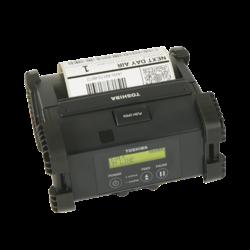 Imprimante étiquettes portable B-EP4DL USB IrDA 203 dpi | Imprimantes étiquettes