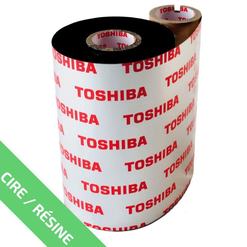 Ruban Cire-Résine AG2 220mm x 300m - Imprimantes TOSHIBA