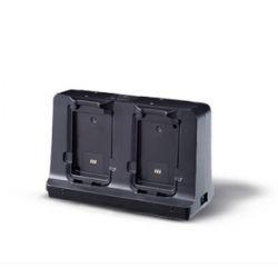 Chargeur 4 batteries + alimentation électrique