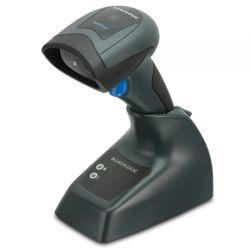Douchette QuickScan QBT2400 Bluetooth, avec Station USB, Code-barres 1D et 2D, Noir | Lecteur code-barres