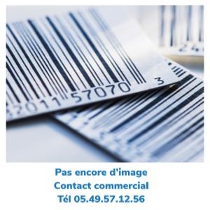 Matériel d'étiquetage de code-barres